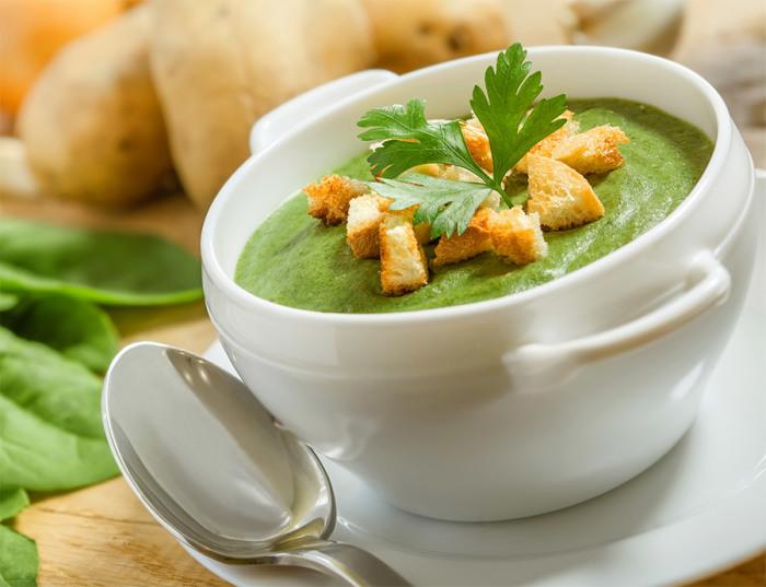 Диета капустный суп пюре