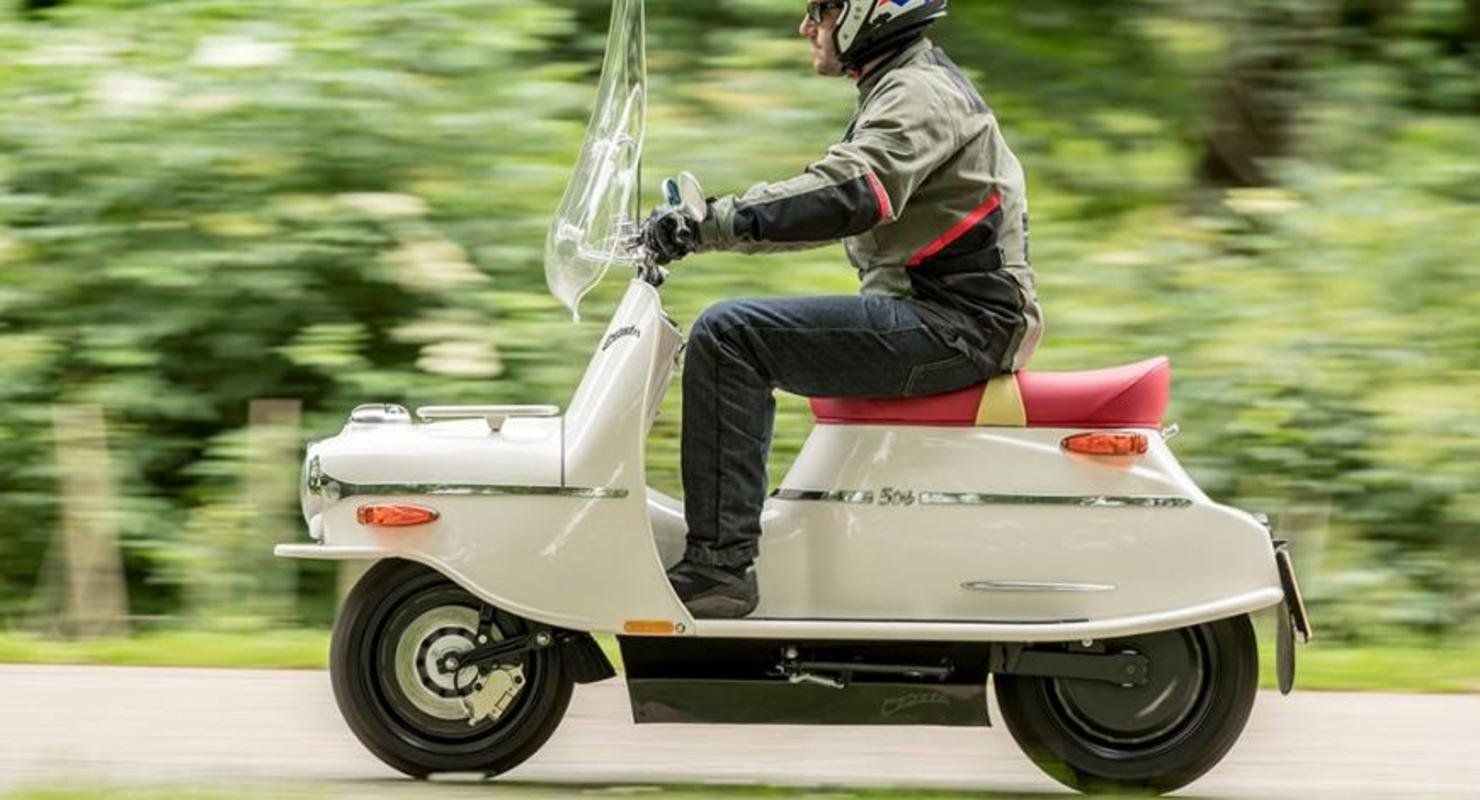 Cezeta: возрожденная классика Холодной войны Автомобили