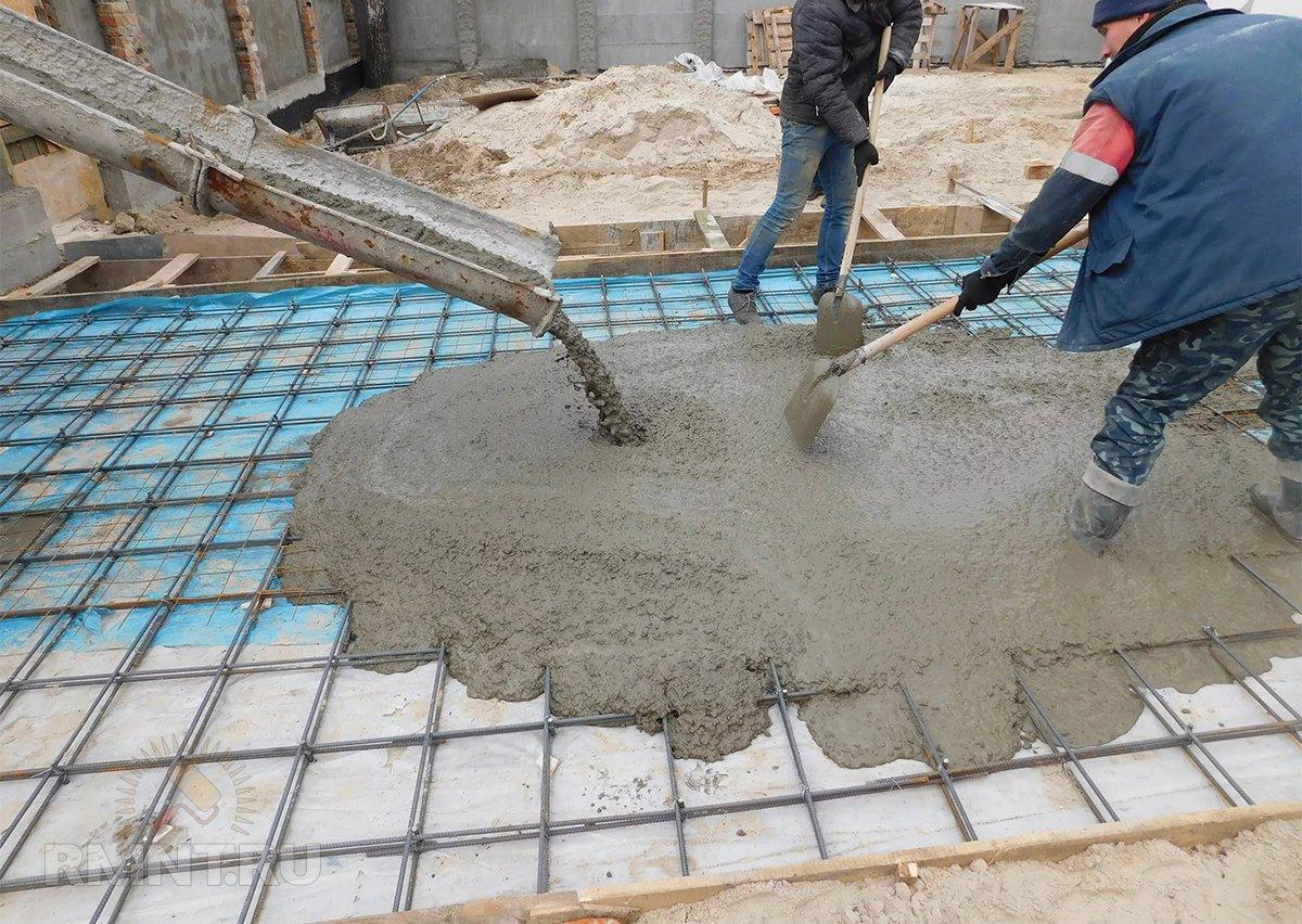 бетон в гатчине с доставкой цена купить