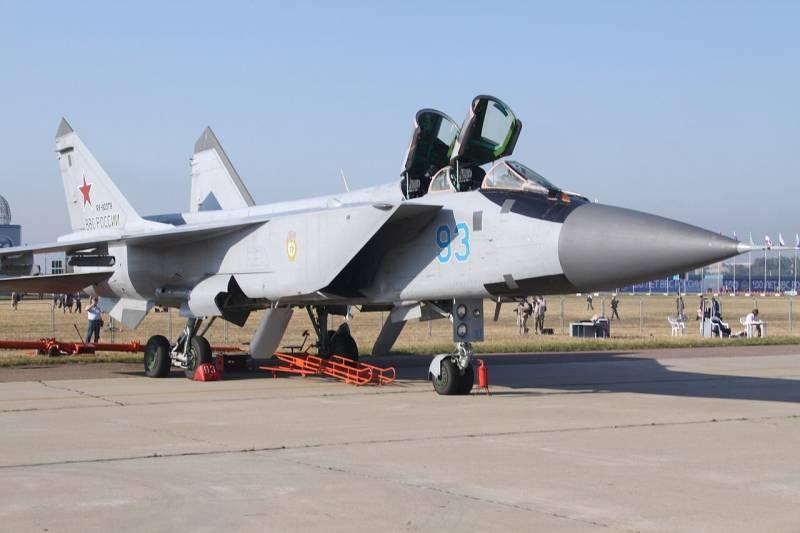 Двигатели для МиГ-31, перехваты и комплекс «Кинжал»
