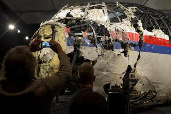Катастрофа MH17: следствие п…