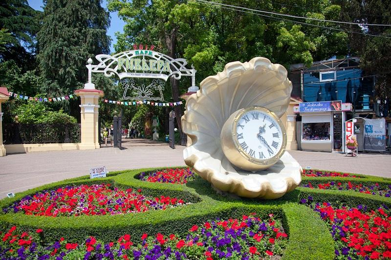 Самые популярные места в Сочи