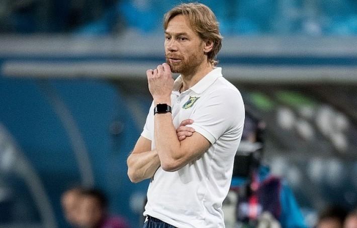 Аленичев назвал имя претендента на пост главного тренера сборной России Спорт