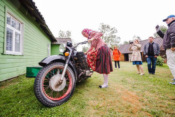 Кихну — остров женщин на мотоциклах авто и мото,автоновости