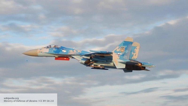 Генштаб ВСУ: разбился украин…