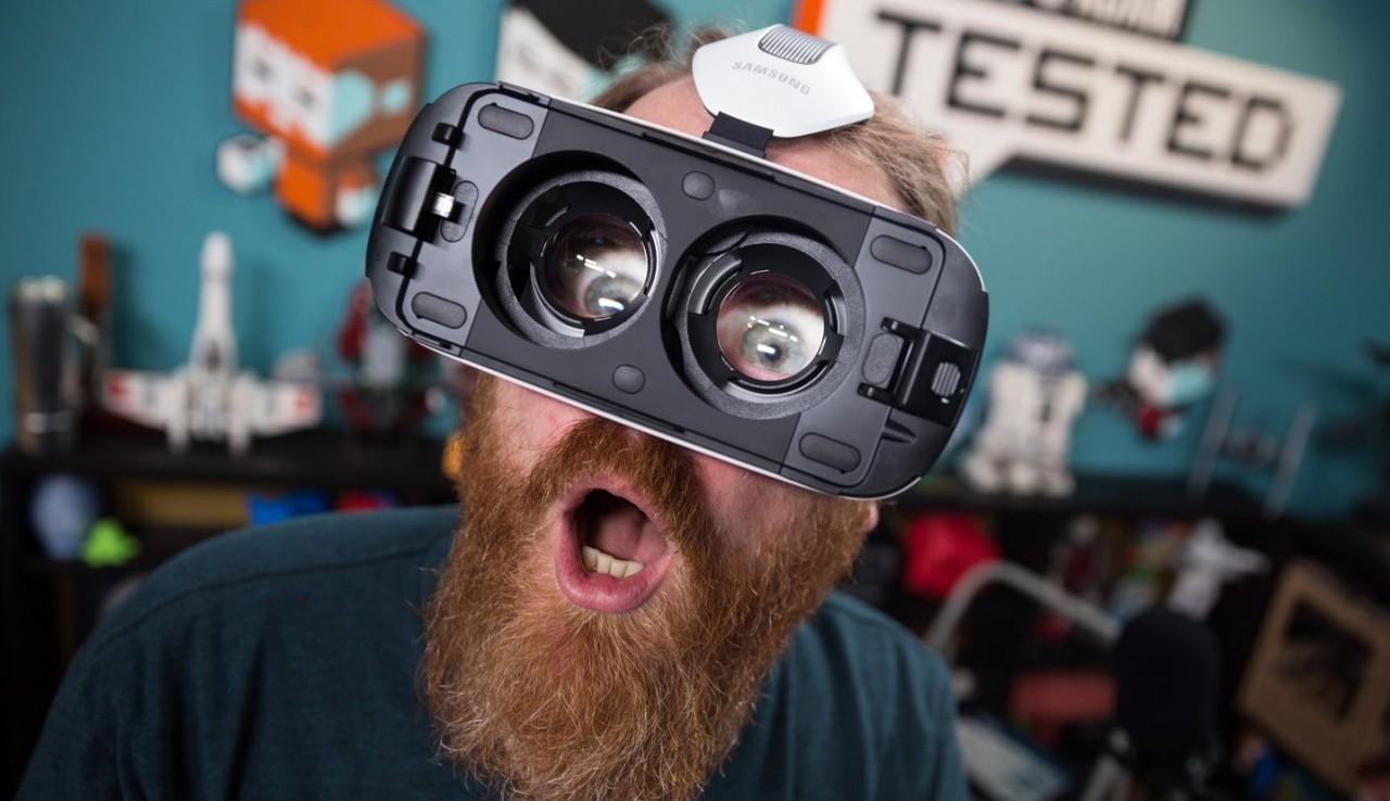 Виртуальная реальность уверенно набирает популярность