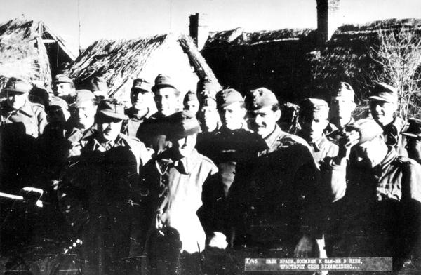 Пленные венгры попросились в бой против немцев. Великая Отечественная война, Венгры, Венгрия, Плен, Война, Случай из жизни, Мемуары, Длиннопост