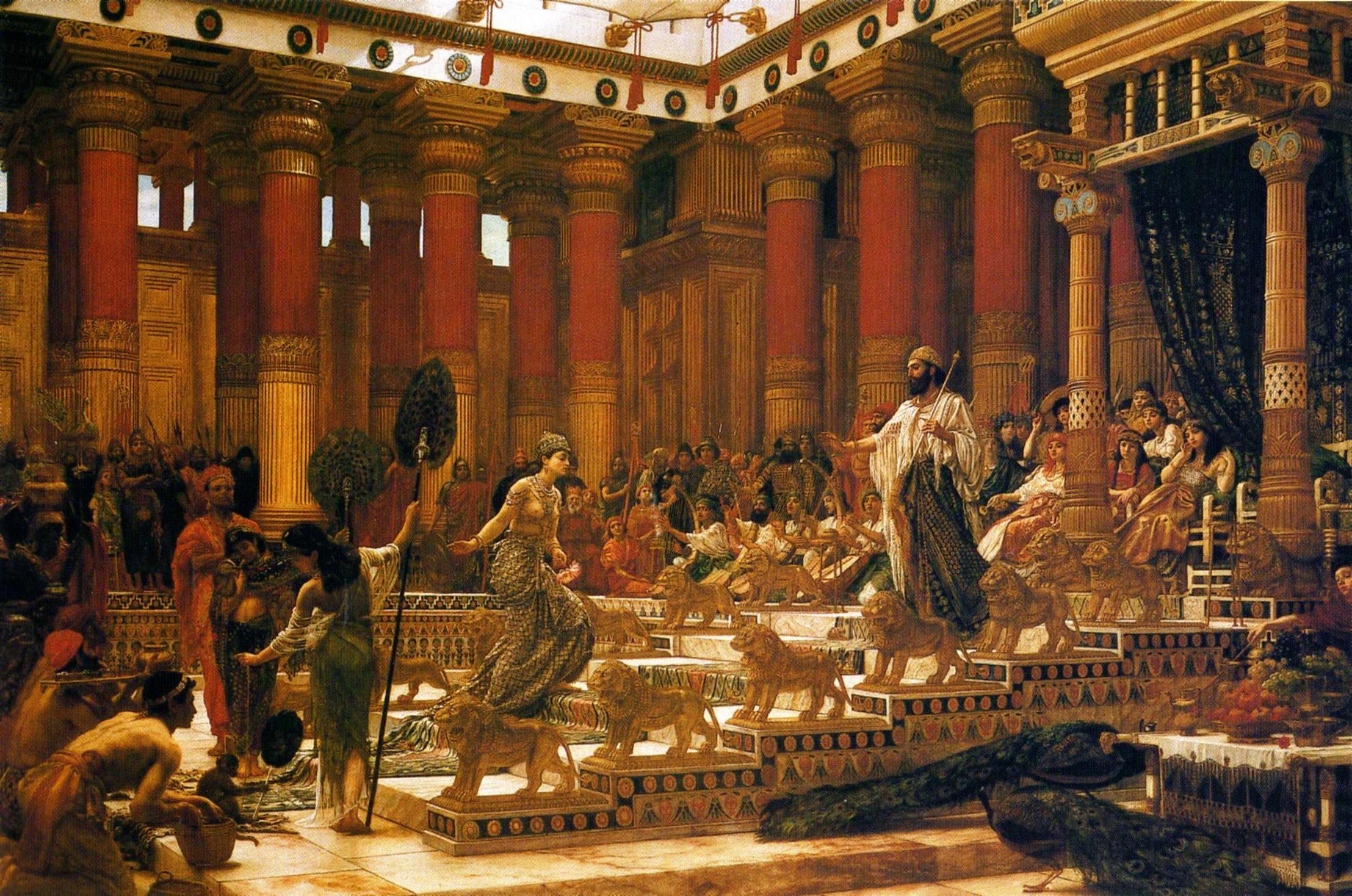 1. Соломон. 1011 до н. э. — 931 до н. э. ($680 млрд.) Богатейшие люди, богатство