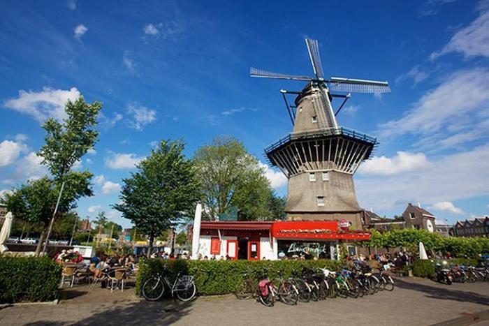 Места в Амстердаме, куда ходят сами амстердамцы амстердам,самостоятельные путешествия,Турист