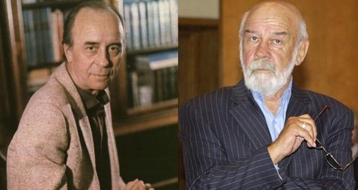 Братья Олег и Лев Борисовы | Фото: liveinternet.ru