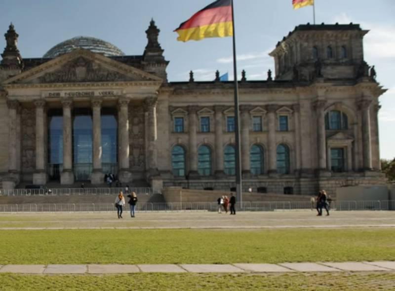 Германию обвинили в намерении создать с Россией союз против США