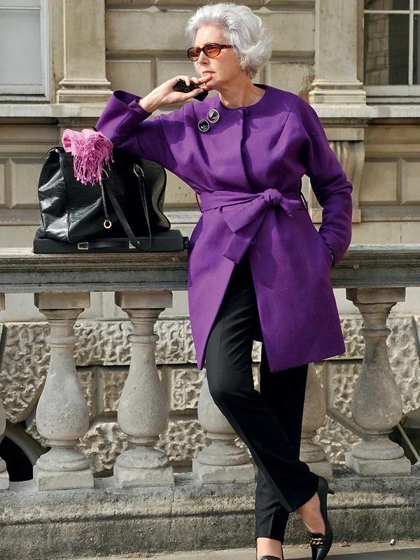 5 изюминок, которые сделают женщину после 60 привлекательной и интересной