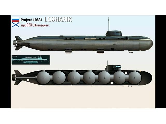 Морской спецназ российского генштаба