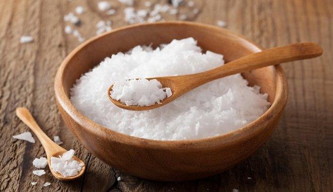 Коль используешь ты соль — будешь осенью король