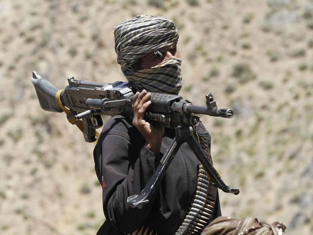 Талибы ответили на обвинения США в «сговоре» с Россией Политика