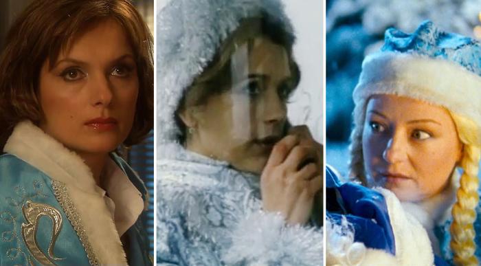 Снегурочка в кино: Какая актриса стала самой волшебной сказочной героиней