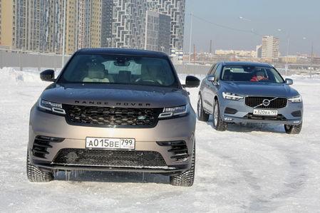 Range Rover Velar, Volvo XC6…