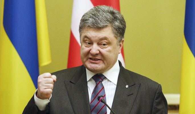 Порошенко взбесился из-за победы Путина в Крыму