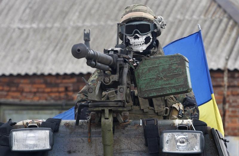 """В """"штабе АТО"""" жалуются на серьезные потери ВСУ в Донбассе"""