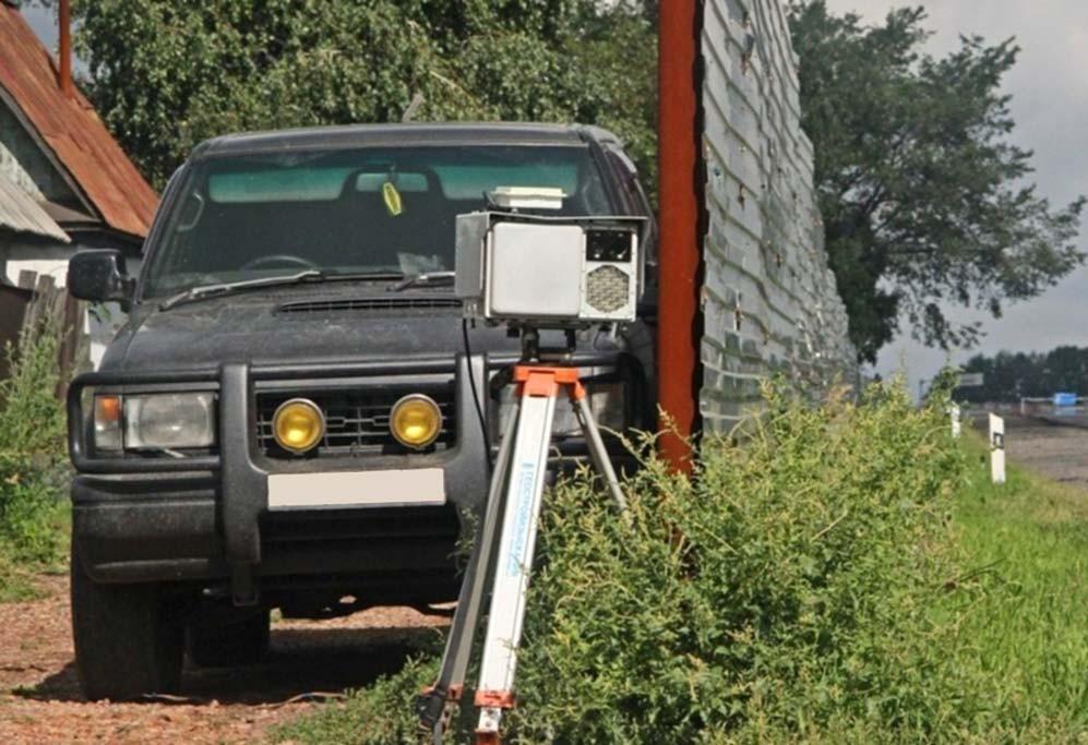 Сколько платят тому, кто целый день охраняет дорожную камеру: получается весьма неплохо авто и мото,автоновости