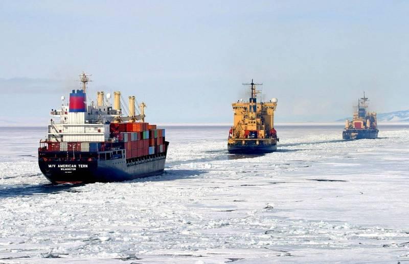 Норвегия и международные перевозчики сомневаются в Северном морском пути