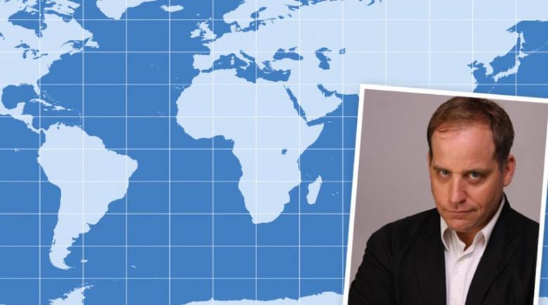 Тайная мировая война: Сенсационная теория заговора Бенджамена Фулфорда