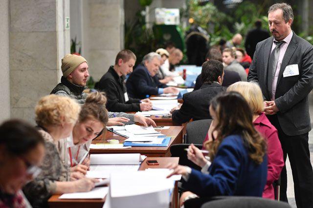 Прозрачная Москва. Зачем продлевать время работы избирательных участков?