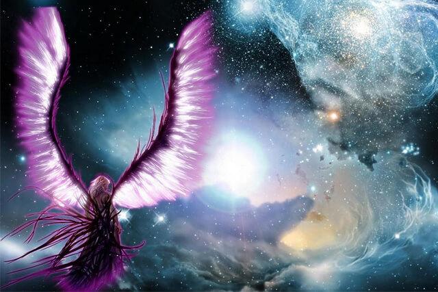 духовные причины депрессии: тоска по миру ангелов