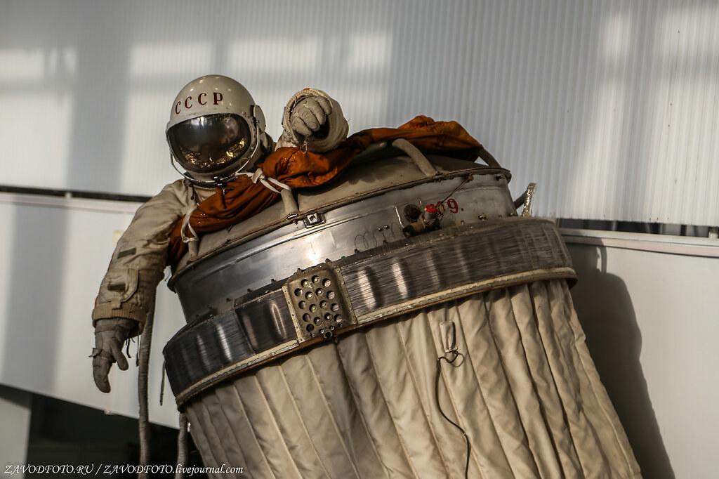 Музей ракетно-космической корпорации «Энергия» им. С.П. Королева космонавтика,Россия,СССР,фоторепортаж