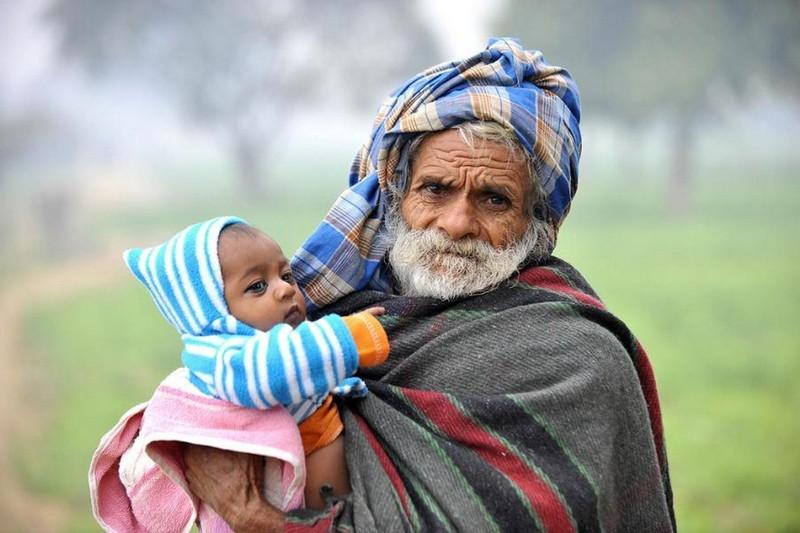 Известные мужчины, которые стали отцами в пожилом возрасте