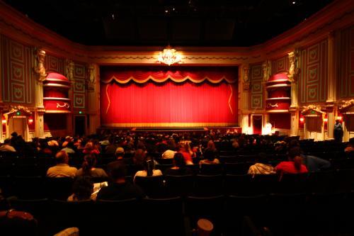 В Саратове в местном театре …