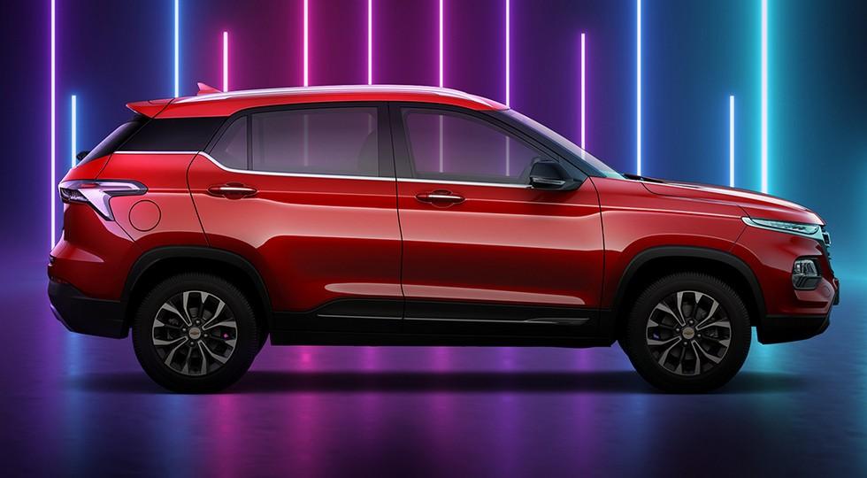 Теперь официально: в гамме Chevrolet появился кроссовер Groove, и он сделан из «китайца» авто,авто и мото,автосалон,водителю на заметку,машины,новости автомира,Россия,тюнинг