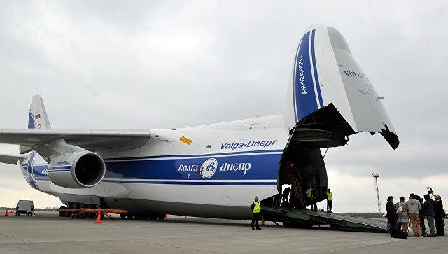 Россия перестанет предоставлять НАТО самолеты Ан-124