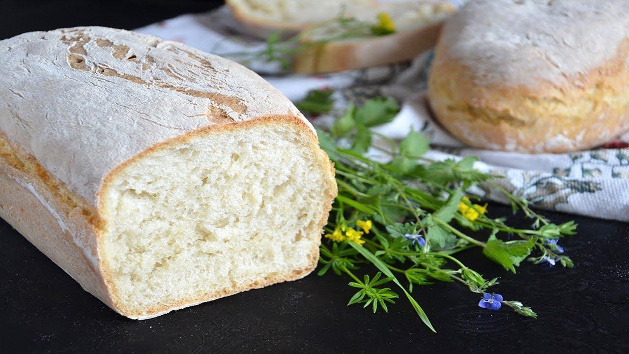 Сметанный хлеб — вкусная и п…