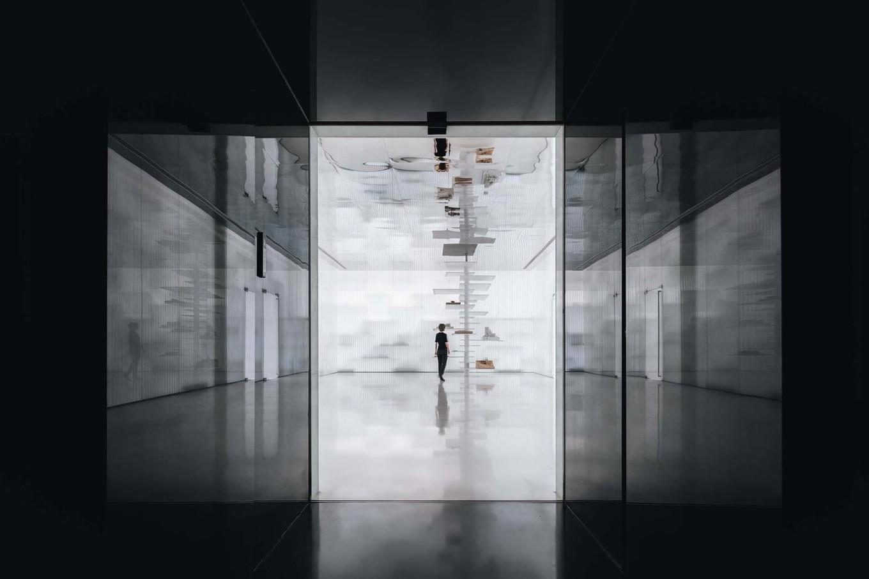 Музей архитектурных моделей в Китае