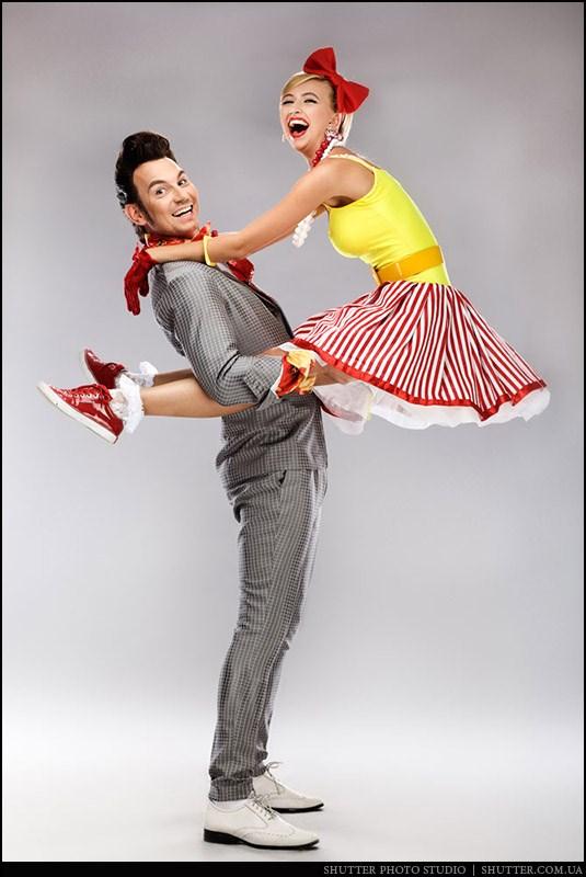 Основные виды современных танцев. Танец Буги-Вуги