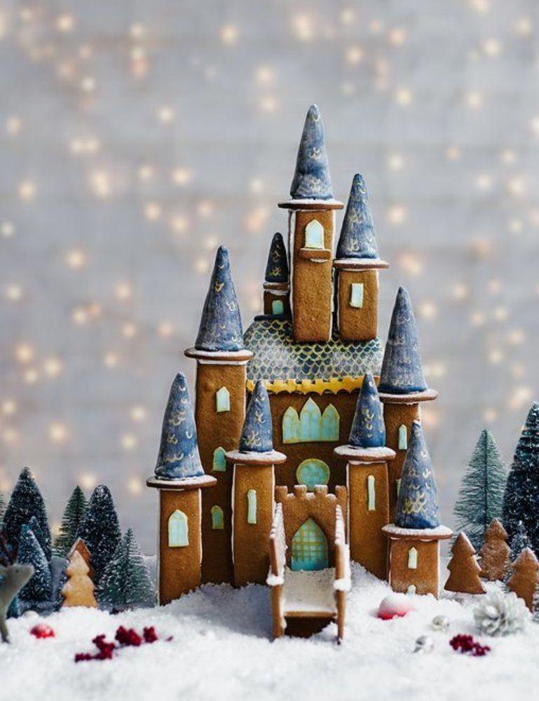 Пряничные домики: сказочные идеи для вдохновения