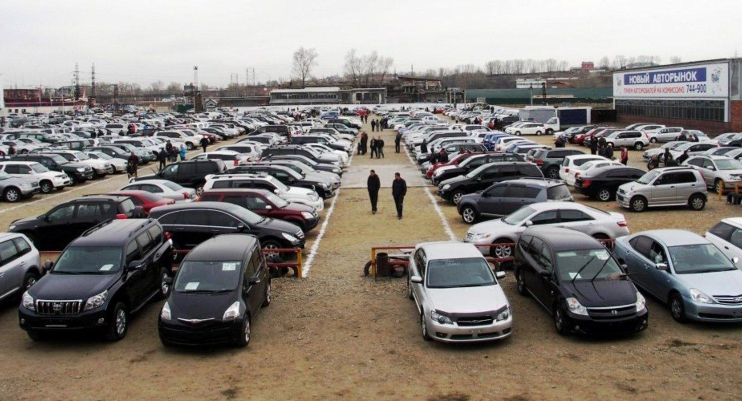 Россияне чаще всего покупают импортные автомобили BMW, Chery, Toyota Исследования