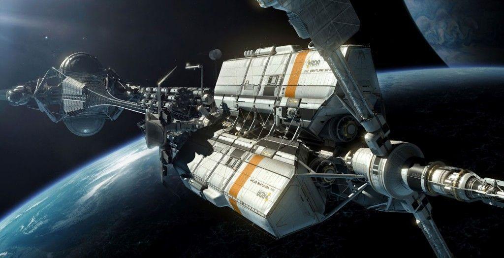 США создает космический флот c ядерным оружием