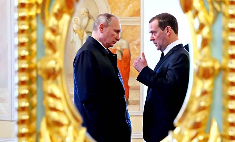 Новое правительство России: Кого снимет Путин