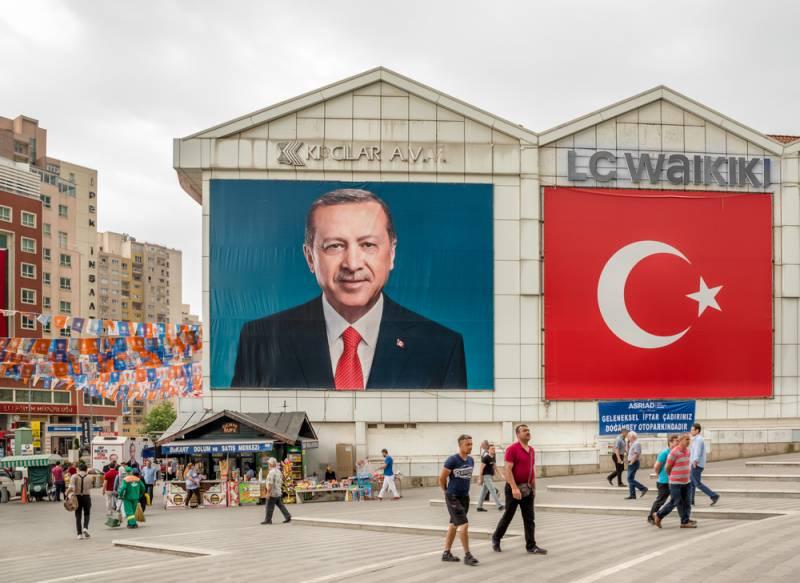 Кризис турецкой экономики. Виноват не только Эрдоган геополитика
