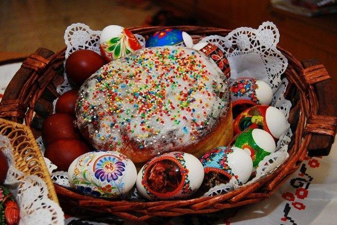 традиции на праздник пасхи