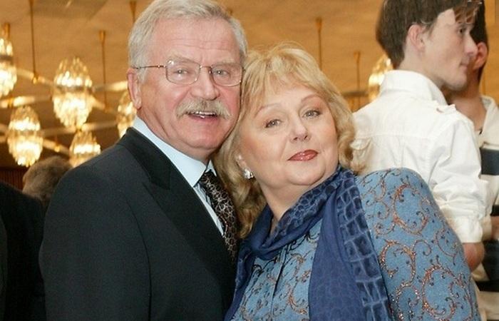 Сергей Никоненко и Екатерина…