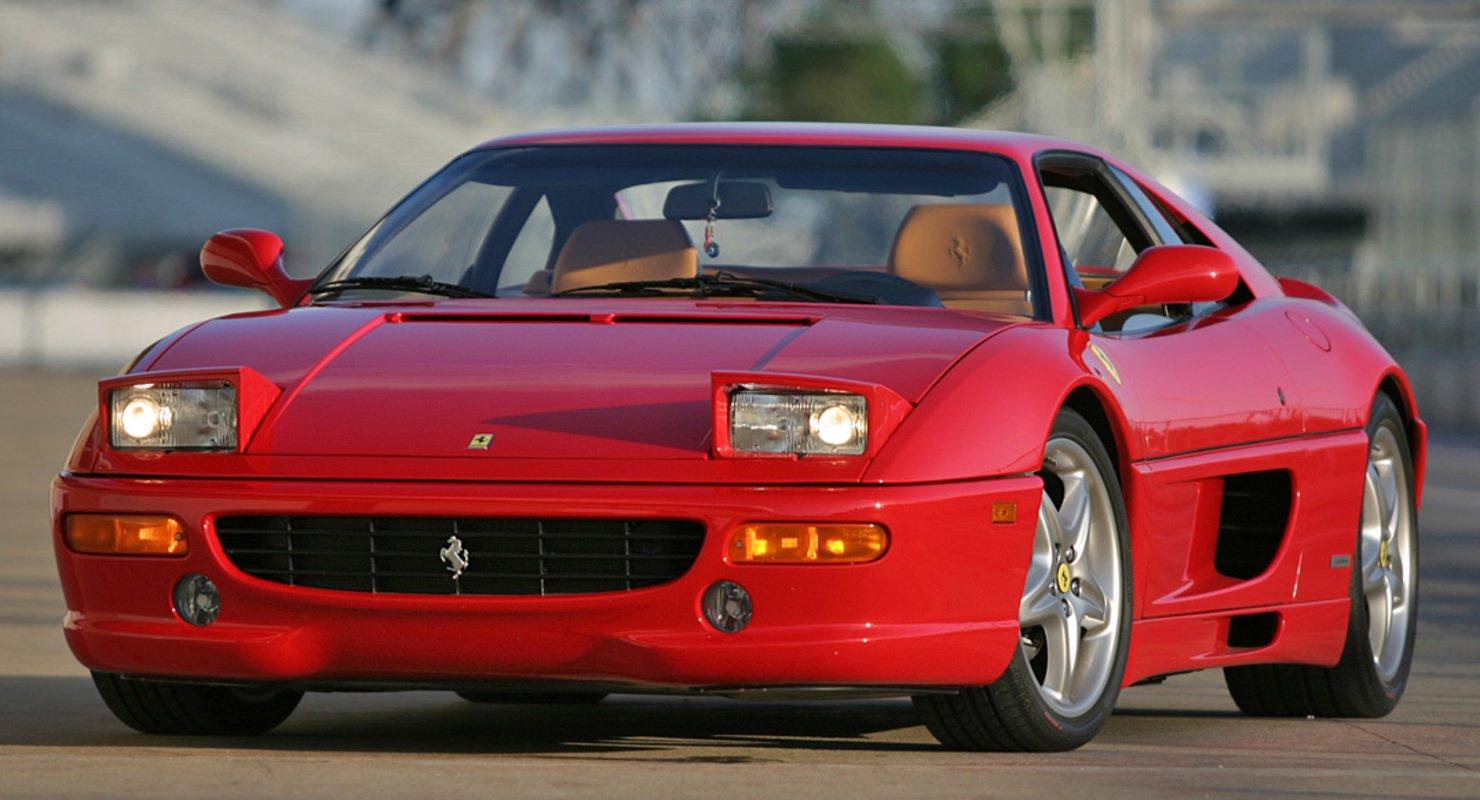 Ferrari F355 Berlinetta — один из самых красивых автомобилей в мире Автомобили