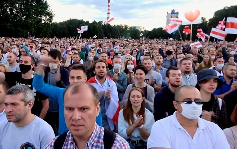 Белоруссия-2020: в Минске проходит «репетиция» 2024 года в России