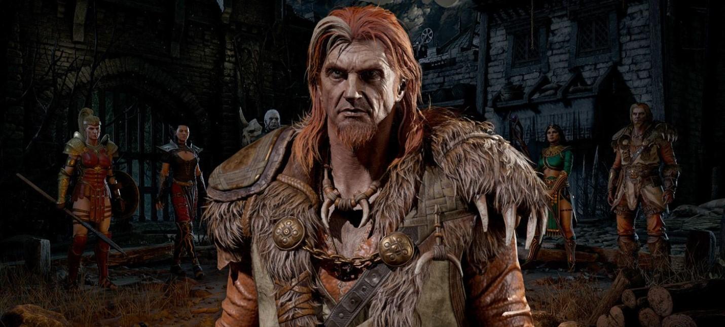 Когда ад совсем близко: кинематографичный трейлер Diablo II: Resurrected action,adventures,horror,pc,ps,xbox,Игры,Приключения,Хоррор