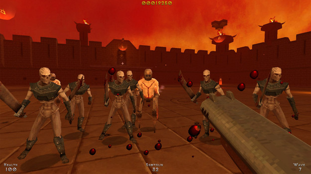 Новый шутер Demon Pit для Steam предлагают получить бесплатно и навсегда demon pit,pc,steam,Игры,Стрелялки