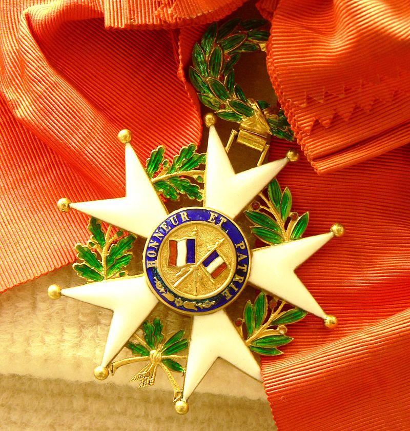 Про орден Почётного Легиона …