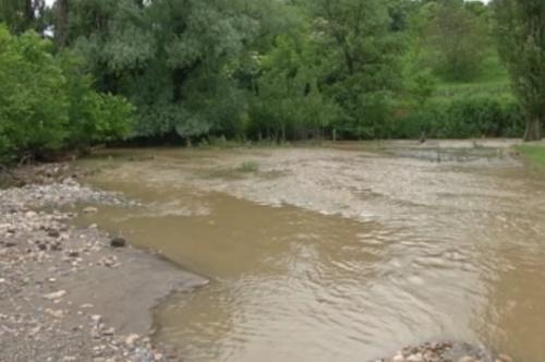 В Ялте река вышла из берегов…