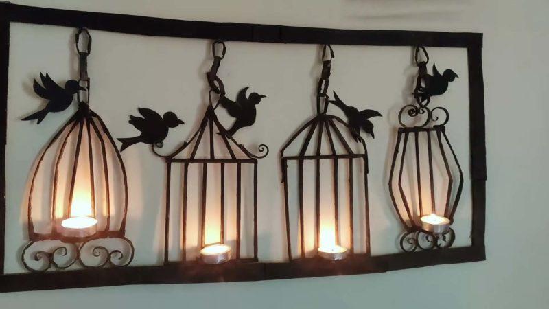 Удивительный и сказочный декор, который придаст уют вашей комнате интерьер,переделки,рукоделие,своими руками,сделай сам